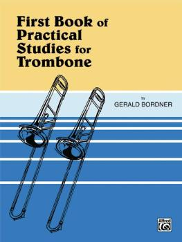 Practical Studies for Trombone, Book I (AL-00-EL00933)