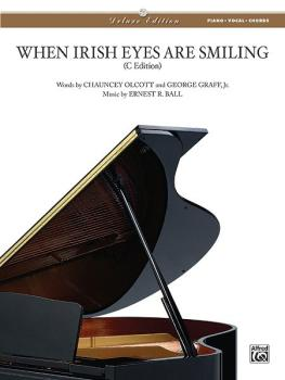When Irish Eyes Are Smiling (Deluxe Edition) (AL-00-VS0418)