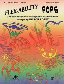 Flex-Ability: Pops: Solo-Duet-Trio-Quartet with Optional Accompaniment (AL-00-0623B)