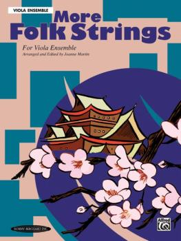More Folk Strings for Ensemble (AL-00-16701X)