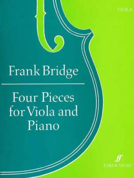 Four Pieces for Viola and Piano (AL-12-0571513271)