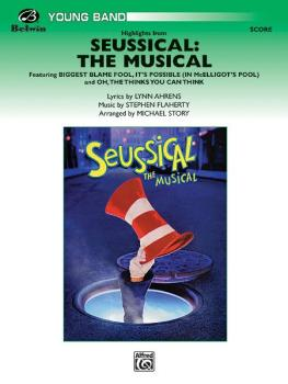 <i>Seussical: The Musical,</i> Highlights from (Featuring: Biggest Bla (AL-00-29600S)