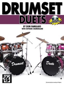 Drumset Duets (AL-00-37129)