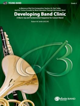 Developing Band Clinic: A Warm-Up and Fundamental Sequence for Concert (AL-00-BDM05044)