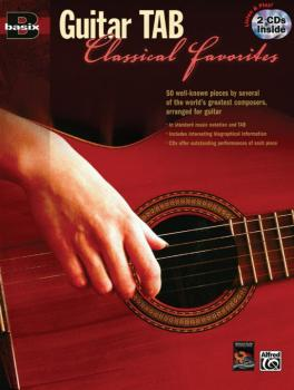Basix® Guitar TAB Classical Favorites (AL-00-25794)