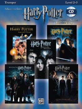 <i>Harry Potter</i>™ Instrumental Solos (Movies 1-5) (AL-00-29062)