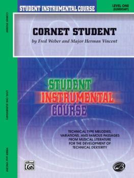 Student Instrumental Course: Cornet Student, Level I (AL-00-BIC00146A)
