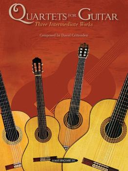 Quartets for Guitar: Three Intermediate Works (AL-00-35012)