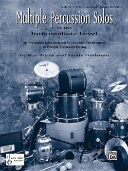 Multiple Percussion Solos: Six Percussion Solos Designed to Introduce  (AL-00-HAB00095)