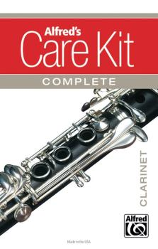 Alfred's Care Kit Complete: Clarinet (AL-99-1473291)