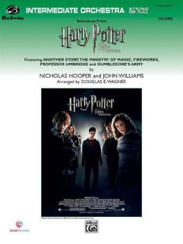 <i>Harry Potter and the Order of the Phoenix,</i> Selections from (Fea (AL-00-29679)