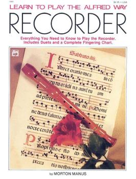 Learn to Play Recorder (AL-00-1989)