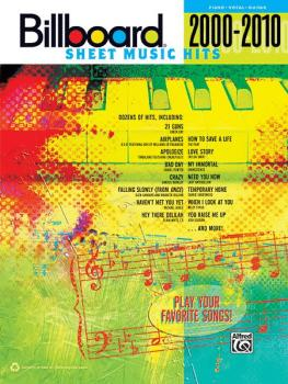 Billboard Sheet Music Hits 2000--2010 (AL-00-35002)