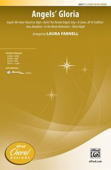 Angels' Gloria (Featuring: Angels We Have Heard on High / Hark! The He (AL-00-34771)