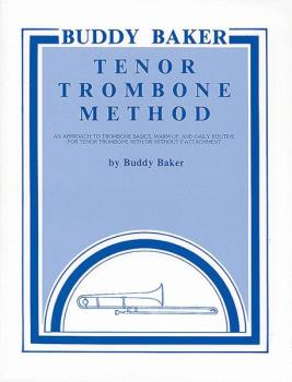 Buddy Baker Tenor Trombone Method (AL-00-SB153)