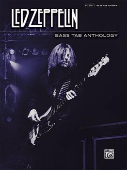 Led Zeppelin: Bass TAB Anthology (AL-00-33432)
