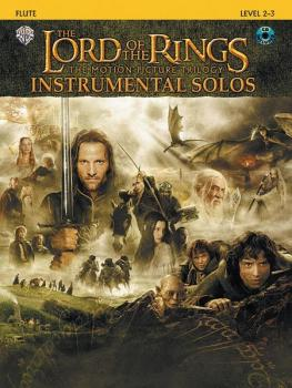 <I>The Lord of the Rings</I> Instrumental Solos (AL-00-IFM0404CD)