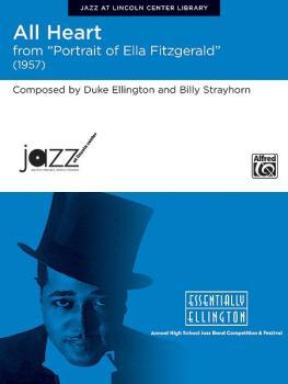 All Heart (from <I>Portrait of Ella Fitzgerald</I>) (AL-00-JLCM01007C)