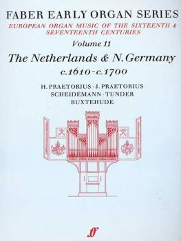 Faber Early Organ Series, Volume 11 (Germany 1610-1700) (AL-12-0571507816)