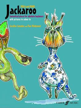 Jackaroo for Viola: Fantastical Pieces for Absolute Beginners (AL-12-057152169X)