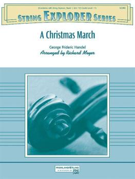 A Christmas March (AL-00-29717)