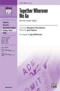 Together Wherever We Go (From the musical <I>Gypsy</I>) (AL-00-27173)