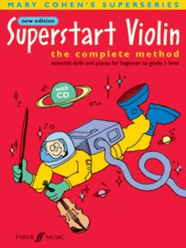 Superstart Violin (The Complete Method) (AL-12-0571524427)