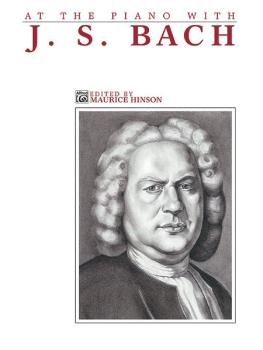 At the Piano with J. S. Bach (AL-00-2698)