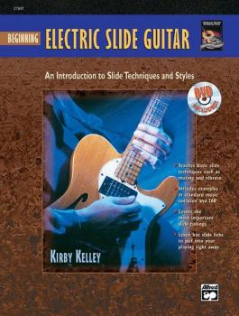 Beginning Electric Slide Guitar: An Introduction to Slide Techniques a (AL-00-21937)