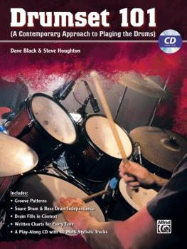 Drumset 101: A Contemporary Approach to Playing the Drums (AL-00-27922)