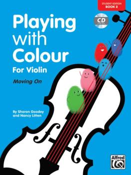 Playing with Colour for Violin, Book 2 (AL-00-20152UK)
