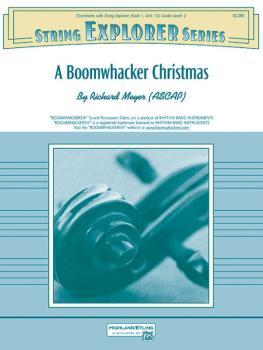 A Boomwhacker Christmas (AL-00-41248S)