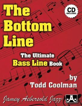 The Bottom Line: The Ultimate Bass Line Book (AL-24-TC3)