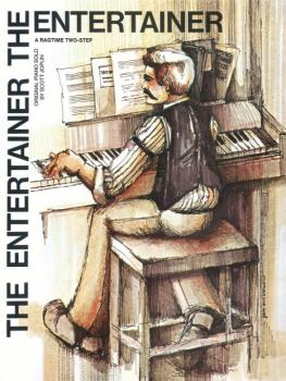 The Entertainer (AL-00-4407ESM)