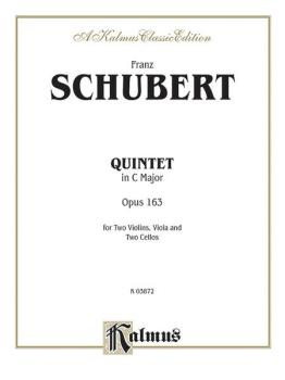 String Quintet in C Major, Opus 163 (AL-00-K03872)