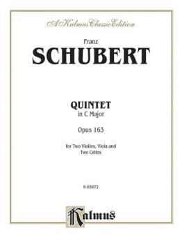 String Quintet in C Major, Opus 163 (AL-00-K03872)