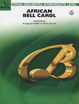 African Bell Carol (for String Orchestra and Percussion) (AL-00-BSOM02010)