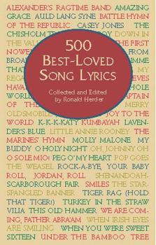 500 Best-Loved Song Lyrics (AL-06-29725X)