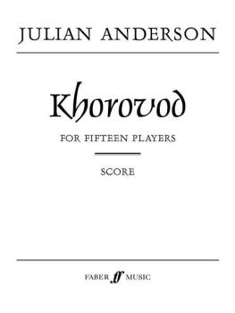 Khorovod (For Fifteen Players) (AL-12-0571516858)