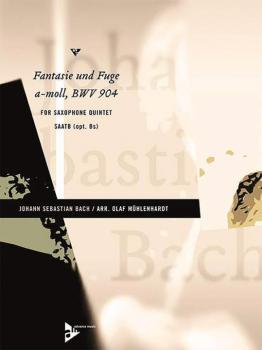 Fantasie und Fuge a-Moll, BWV 904 (AL-01-ADV7543)