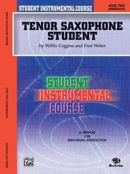 Student Instrumental Course: Tenor Saxophone Student, Level II (AL-00-BIC00236A)