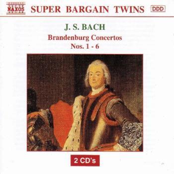 Brandenburg Concertos Nos. 1-6 (AL-99-8520007)