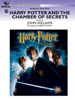 <I>Harry Potter and the Chamber of Secrets</I>, Symphonic Suite from (AL-00-CBM03004)