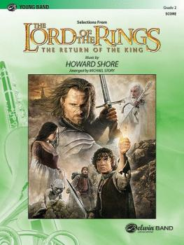 <I>The Lord of the Rings: The Return of the King</I>, Selections from (AL-00-CBM04017C)