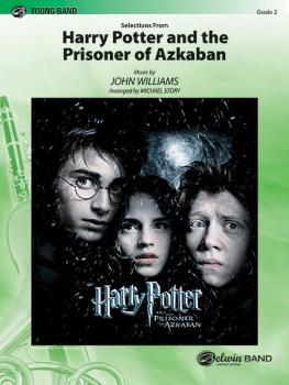<I>Harry Potter and the Prisoner of Azkaban</I>, Selections from (AL-00-CBM04021)
