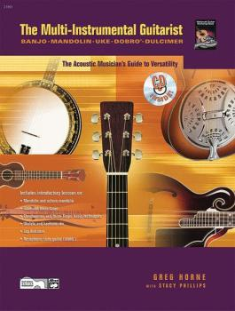 The Multi-Instrumental Guitarist: The Acoustic Musician's Guide to Ver (AL-00-21901)