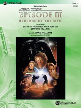 <I>Star Wars</I>®: Episode III Revenge of the Sith (Featuring: Battle  (AL-00-CBM05010C)