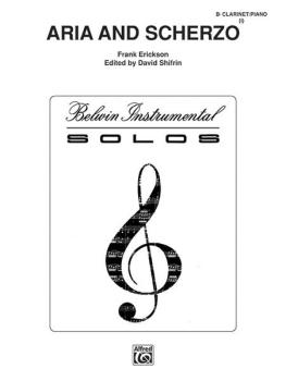 Aria and Scherzo (AL-00-CBS00005)