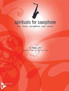 Spirituals for Saxophone: O Happy Day (AL-01-ADV7065)