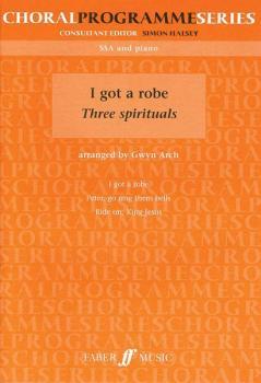 I Got a Robe (Three Spirituals) (AL-12-0571528538)